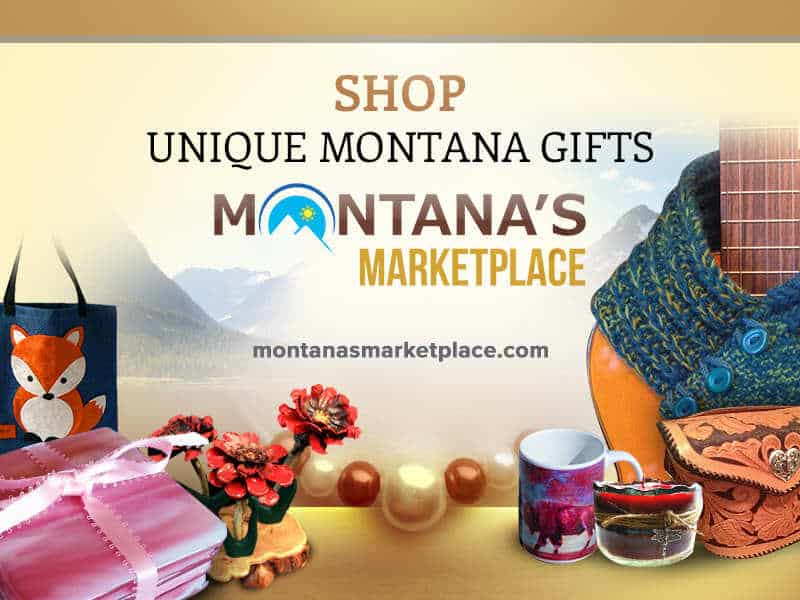 Buy Unique Made in Montana Gifts at Montana's MarketPlace