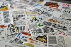 Save Money Using Coupons